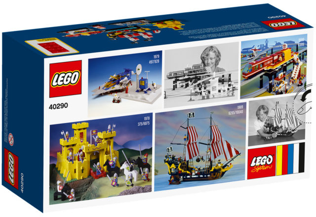 LEGO 40290 60 Years of the Brick