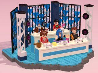 LEGO Ideas RuPaul's Drag Race