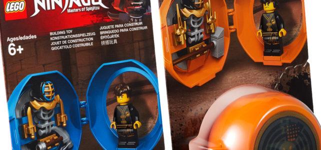 LEGO Ninjago Pods