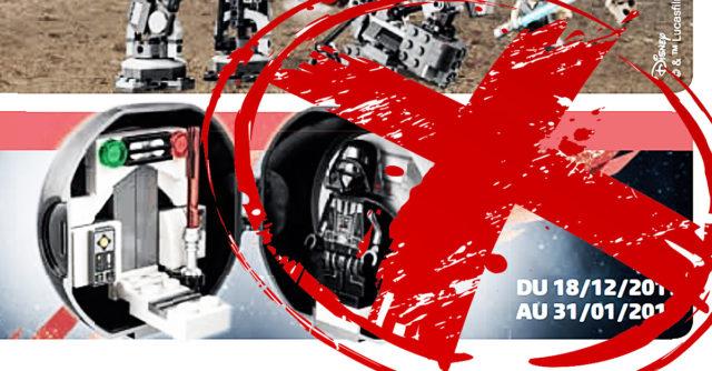 LEGO Star Wars Pod (5005376) annulé