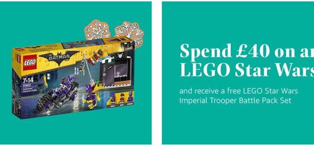 LEGO amazon UK