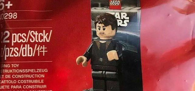 Nouveau polybag LEGO Star Wars The Last Jedi 40298 DJ