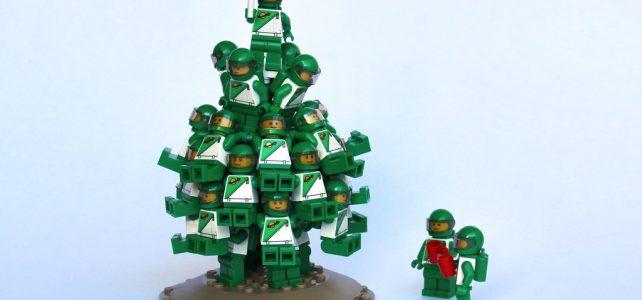 Un sapin de Noël très space !