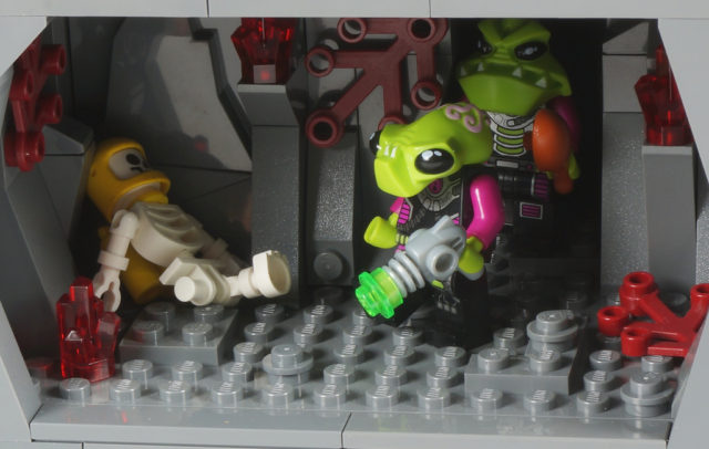 LEGO Space Police Delta Base 3