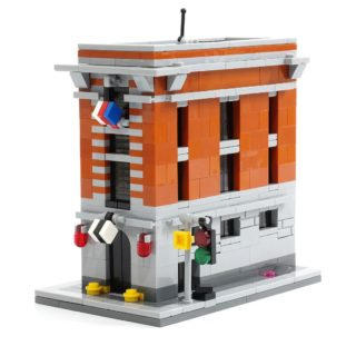 LEGO micro QG Ghostbusters