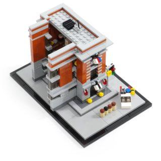 LEGO micro QG SOS Fantomes