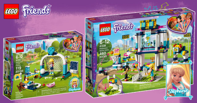 Review LEGO Friends 2018 Part 2