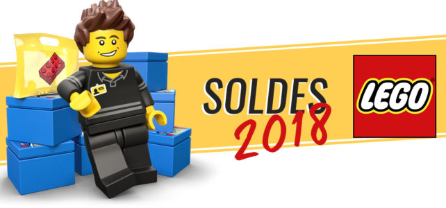 Soldes LEGO 2018
