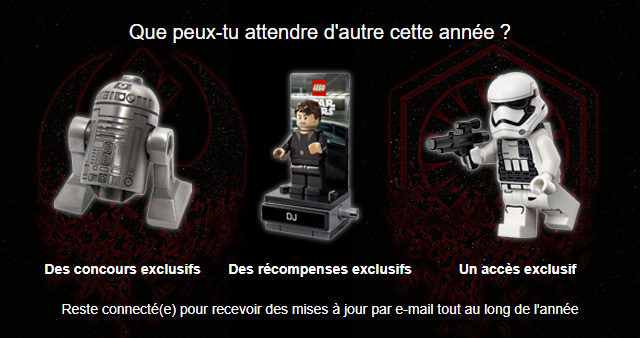 Offre Carte Noire VIP spéciale Star Wars Millennium Falcon UCS