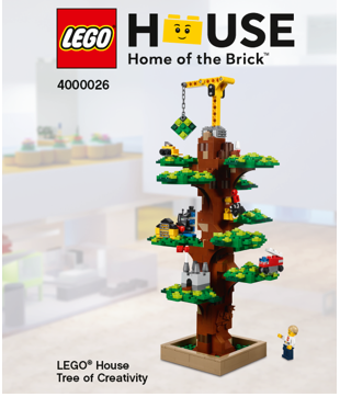 LEGO 4000026 LEGO House Tree of Creativity