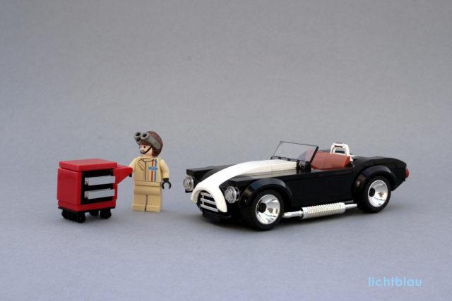 LEGO AC Shelby Cobra
