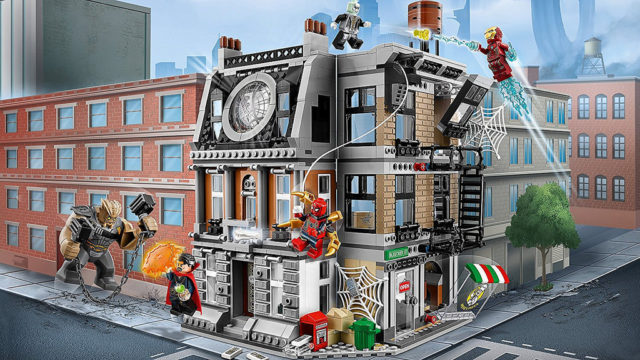 LEGO MarvelAvengers Infinity War 001