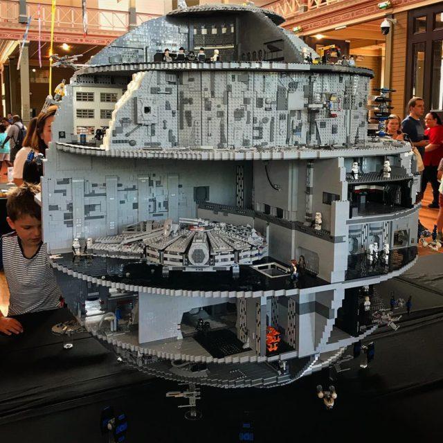 LEGO Star Wars Death Star XXL