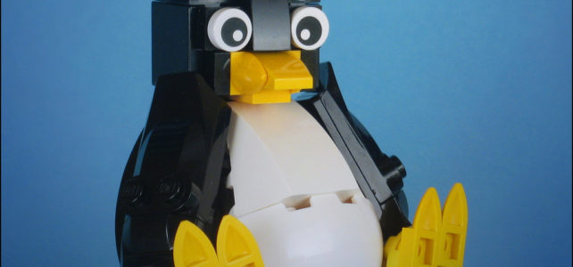Tux, la mascotte de Linux