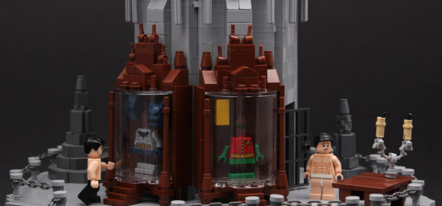 LEGO Batman - Le dressing de la Batcave