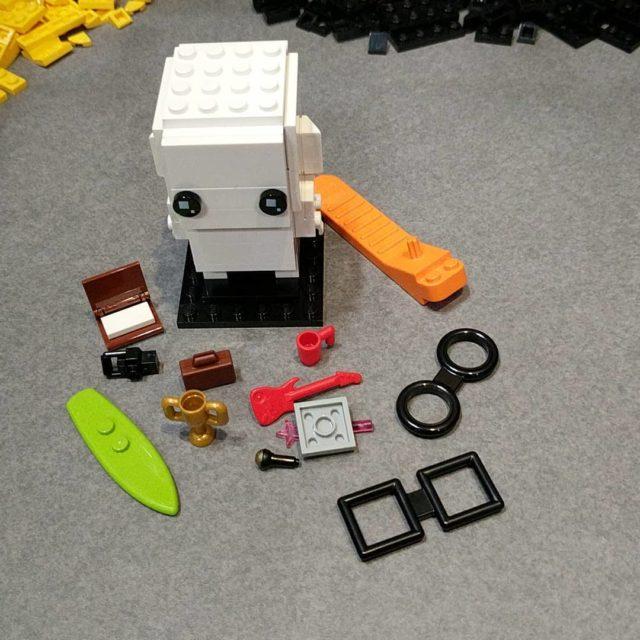 Nouveauté BrickHeadz LEGO 41597 Go Brick Me