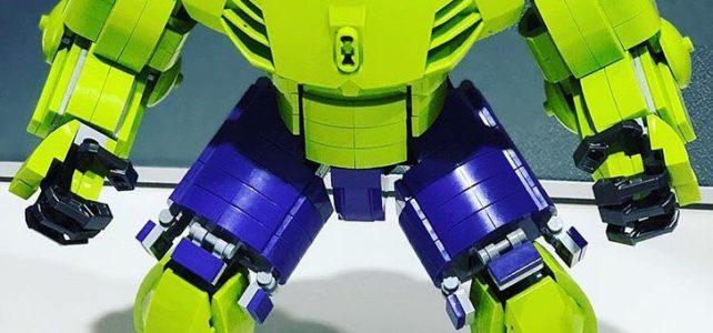 LEGO Giant Hulk