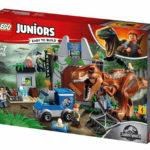 Jurassic World Fallen Kingdom LEGO 10758 T. Rex Breakout