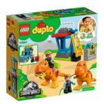 Jurassic World Fallen Kingdom LEGO 10880 T. Rex Tower