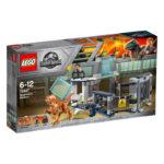 Jurassic World Fallen Kingdom LEGO 75927 Stygimoloch Breakout