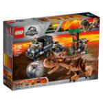 Jurassic World Fallen Kingdom LEGO 75929 Carnotaurus Gyrosphere Escape