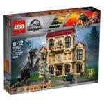 Jurassic World Fallen Kingdom LEGO 75930 Indoraptor Rampage at Lockwood Estate