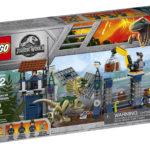 Jurassic World Fallen Kingdom LEGO 75931 Dilophosaurus Outpost Attack