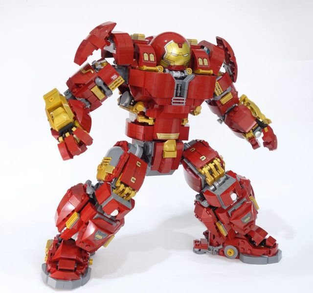 LEGO 76105 Hulkbuster Ultron Edition mod
