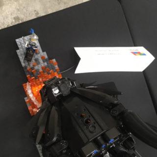 LEGO Chevalier VS Dragon
