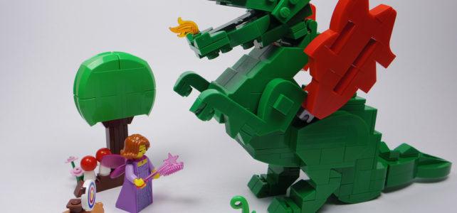 LEGO Dragon XXL