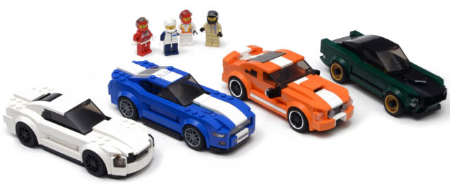 LEGO Ford Mustang Speed Champions