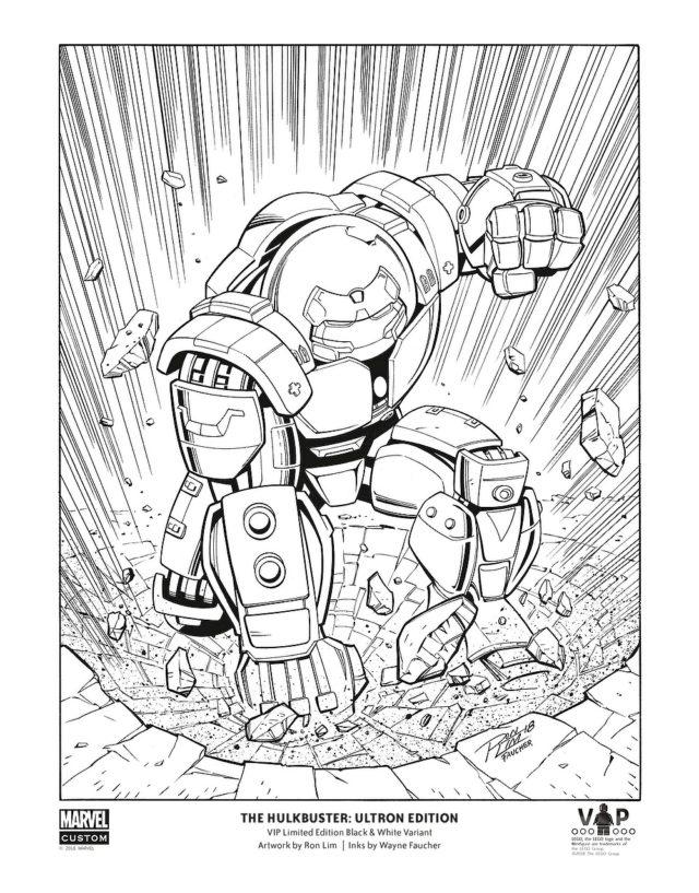 LEGO Hulkbuster 5005574