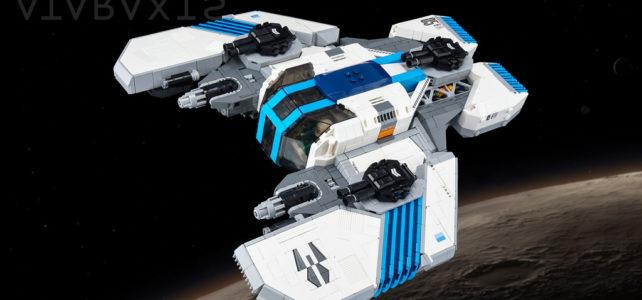 LEGO Spaceship Ataraxis