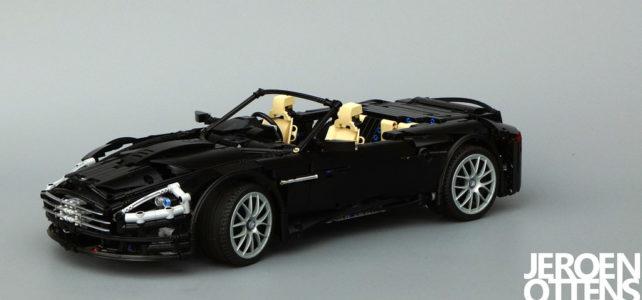 LEGO Technic Aston Martin DB9 Volante