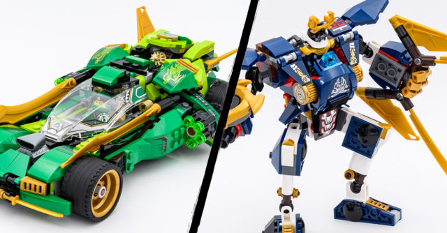 REVIEW LEGO Ninjago 2018