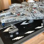 Table basse Millennium Falcon UCS Star Wars LEGO 75192
