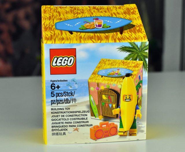LEGO Seasonal 5005250 Banana Guy