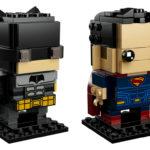 LEGO BrickHeadz 41610 Tactical Batman & SupermanJustice League