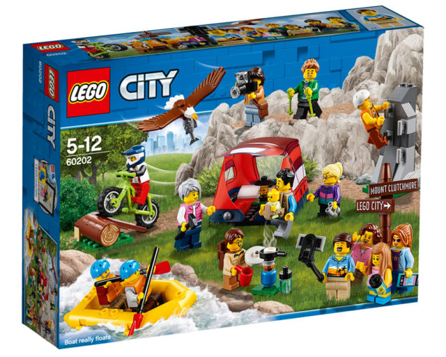 LEGO City 60202 People Pack Outdoor Adventures