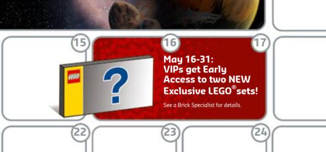 LEGO D2C avant-première VIP 2018