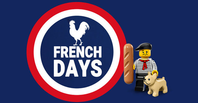 LEGO French Days