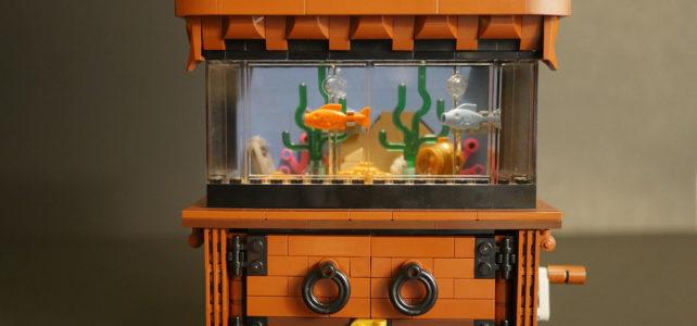 LEGO Ideas Aquarium