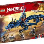 LEGO Ninjago 70652 Stormbringer Dragon