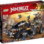 LEGO Ninjago 70654Dieselnaut Combat Vehicle