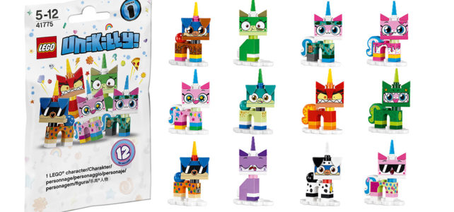 LEGO Unikitty : premiers visuels officiels des sets et de la série à collectionner