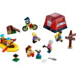 Nouveauté LEGO 60202 People Pack Outdoor Adventures