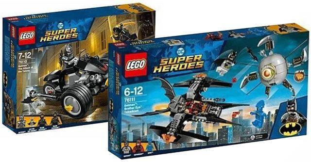 Nouveautés LEGO DC Comics Super Heroes été 2018