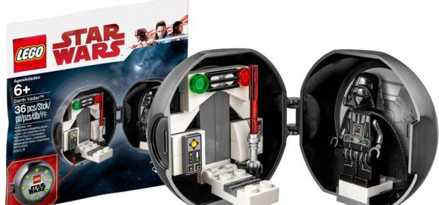 Pod LEGO 5005376 Star Wars Darth Vader