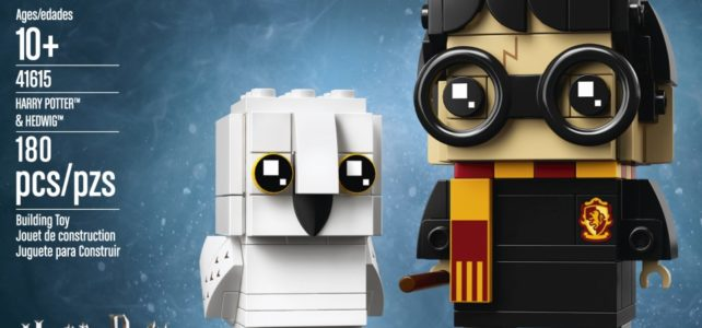LEGO 41615 BrickHeadz Harry Potter