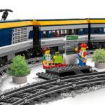 LEGO 60197 Passenger Train 01